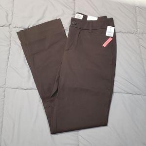 Size 6 St John's Bay Secretly Slender dress pants